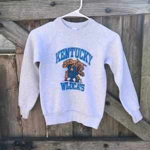 Vintage Kentucky wildcats crewneck sweatshirt 10